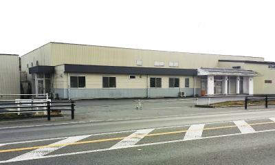 茨城笠間工場
