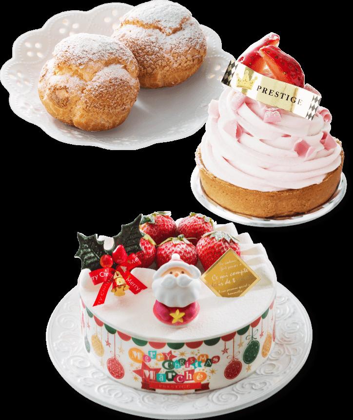 お客様の求める「美味しいケーキ」を、カタチにしていきます