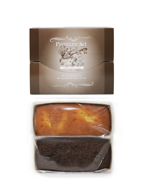 アソートパウンドケーキ 2本