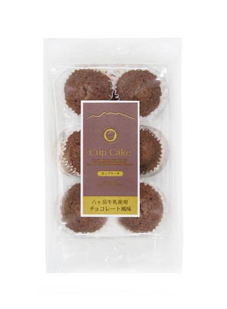 カップケーキ チョコレート風味 ピロ 6個