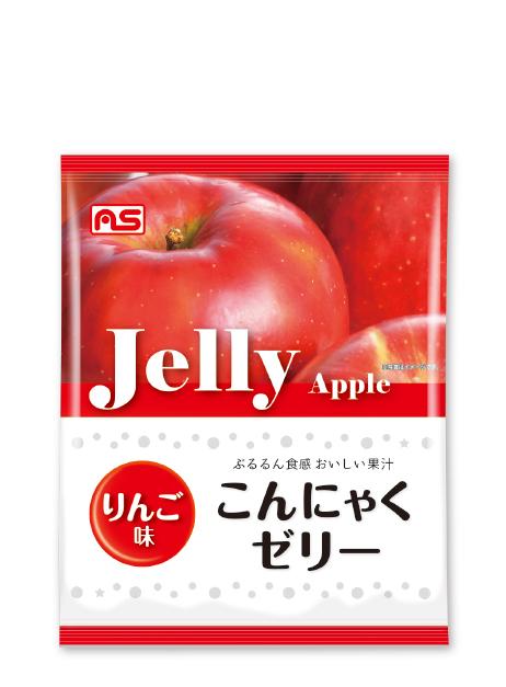こんにゃくゼリー りんご味